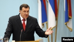 Presidenti i Republikës Serbe, Millorad Dodik.