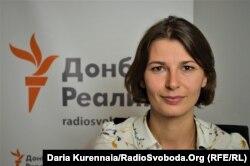 Дар'я Каленюк, виконавча директорка Центру протидії корупції