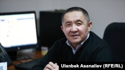 Султан Жумагулов.