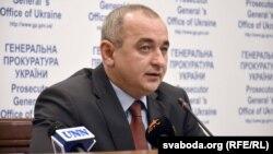 Анатолій Матіос, головний військовий прокурор України