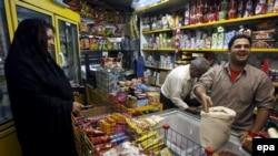 Tehranda supermarket, 7 may 2008