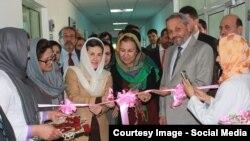 بی بی گل غنی بانوی اول افغانستان، ایجاد این مرکز را گام اول به سوی تشخیص و تداوی سرطان در کشور خواند.