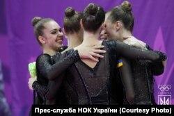 Українські грації радіють нагородам. І Європейські ігри у 2015 році