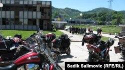 Bajkeri u Srebrenici
