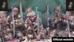 Borci 'Boko Harama'