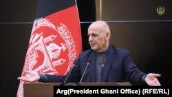 Geçen hepde owgan saýlaw resmileri prezident Aşraf Ganiniň ikinji möhlete prezident saýlanandygyny yglan etdi.