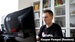 Belarus bloggeri Stepan Putsile