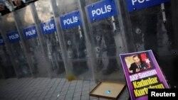 Protestuesit antiqeveritarë në Turqi