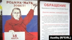 Thirrje për referendum në Krime