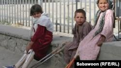 افغان معلول ماشومان