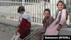 Дети-инвалиды. Иллюстративное фото.