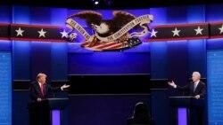 Posljednja predsjednička debata prije američkih izbora