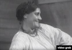 Стоп-кадр из фильма «Я люблю», 1936 год