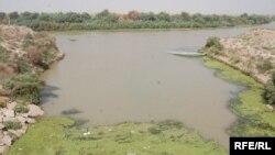 شحة المياه في ناحية العزير بميسان