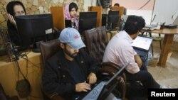 Internet kafe u Teheranu