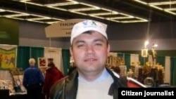 Иброҳим Рустамов, блогнависи тоҷик