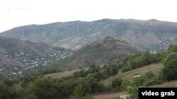 Տավուշի մարզի սահմանամերձ գյուղեր, հուլիս, 2020թ.