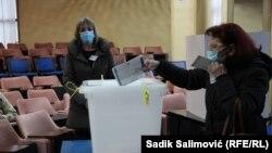 Ponovljeni izbori u Srebrenici (21. februar)