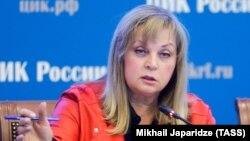 Ռուսաստանի ԿԸՀ նախագահ Էլլա Պամֆիլովա, արխիվ