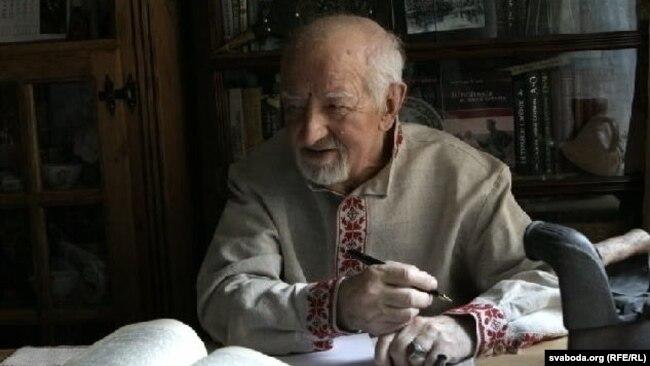 Рыгор Барадулін, 2012 год