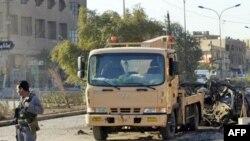 مقامات نظامی در عراق، روز دوشنبه، هفتم ژانويه، اعلام کردند که بر اثر دو حمله انتحاری در بغداد، دستکم ۱۲ نفر کشته شدند.