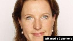 Разрешената чешка министерка за одбрана Каролина Пик.