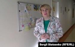 Марія Гаврилюк у Чехії з 2006 року