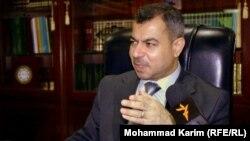 وزير التخطيط والتعاون الانمائي علي يوسف الشكري