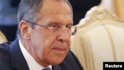 Россия Ташқи ишлар вазири Сергей Лавров