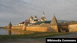 Соловецкий монастырь. Наши дни