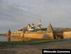 Mînăstirea Solovetski