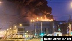Сӯхтор дар Кемерово. Рӯзи 25-уми марти соли 2018