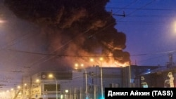 PHOTO GALLERY: At Least 48 Dead In Massive Fire At Siberian Shopping Center (CLICK TO VIEW)
