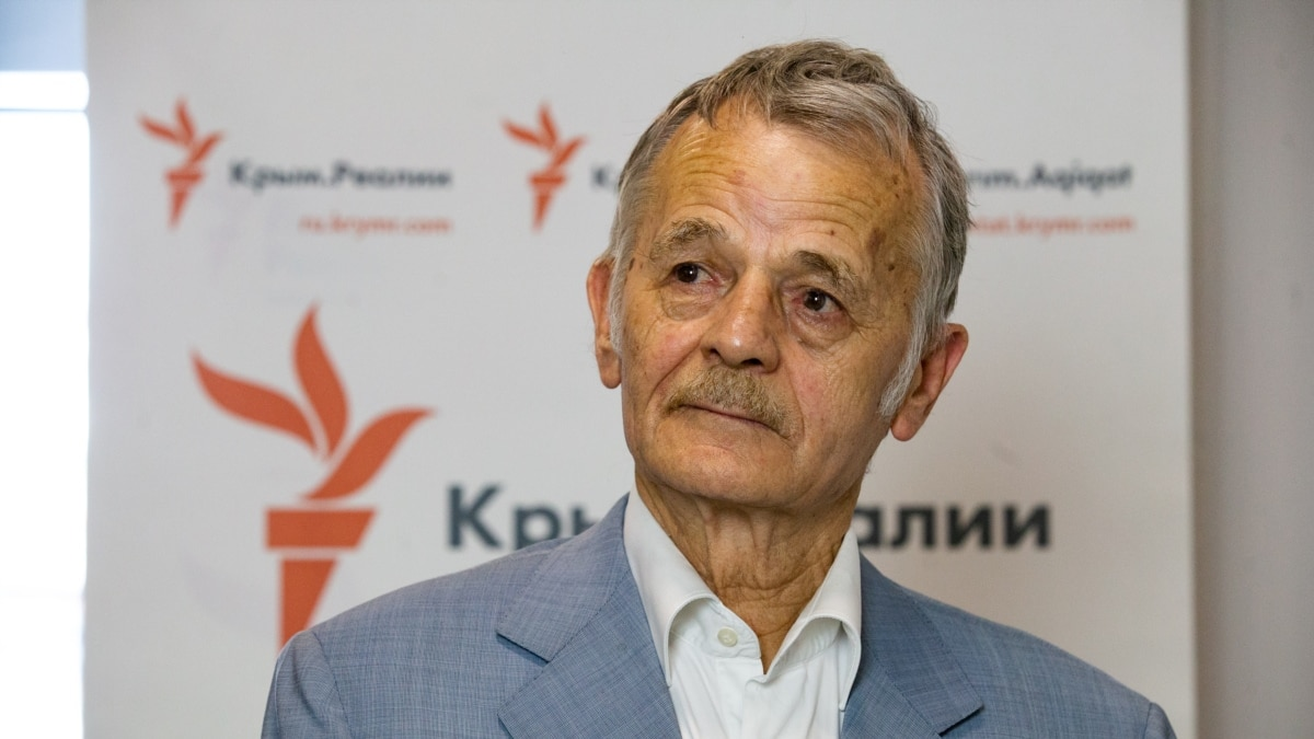 Против Джемилева в оккупированном Крыму используют украинскую дело его сына – адвокат