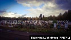 Кладбище в Камбарке