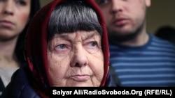 Надежда Савченконун апасы Мария Ивановна Савченко.