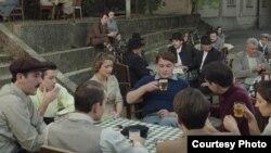 Сцена од филмот Златна петорка