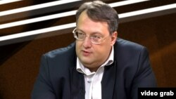 Антон Геращенко, депутат и советник министра внутренних дел Украины.