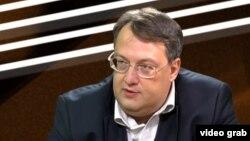 Советник министра внутренних дел Украины Антон Геращенко