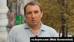 Qırım uquqimaye gruppasınıñ mütehassısı Oleksandr Sedov