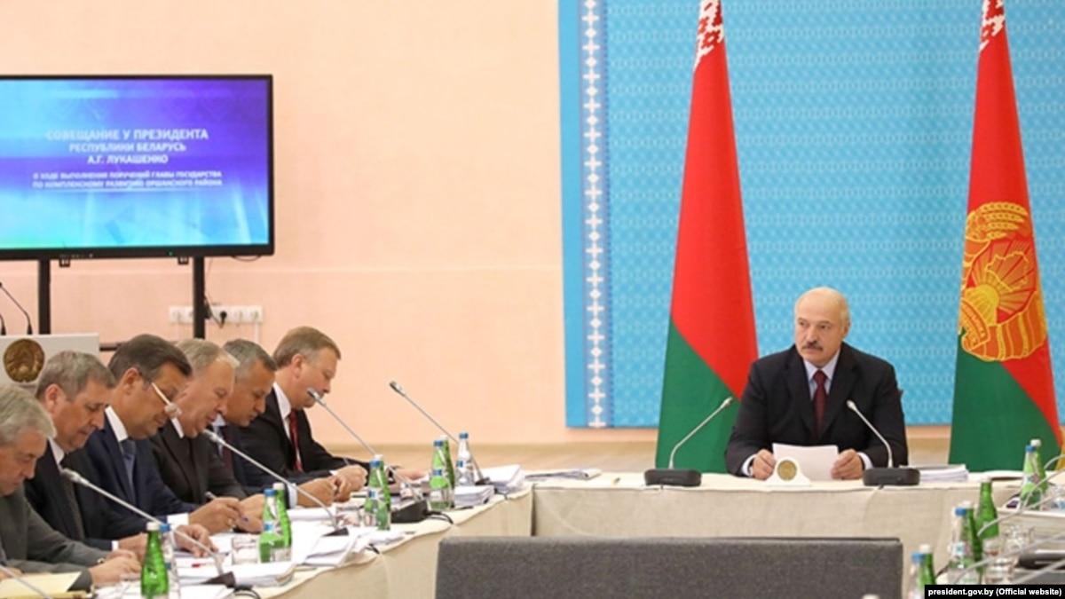 Лукашенко сменил руководство правительства: банкир Сергей Румас - новый премьер Беларуси