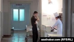 Больница, Туркменистан (архивное фото)
