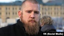 Російський опозиціонер Іван Белецький