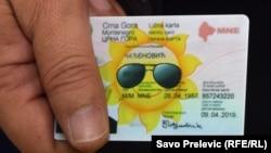 Falsifikovana lična karta