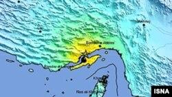 بندرعباس در کناره شمالی خلیج فارس