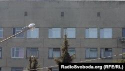 Лікарня, в якій перебуває Юлія Тимошенко