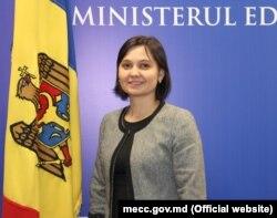 Natalia Grîu, secretar de stat în domeniul Educației