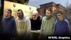 Pet bh. državljana je odmah po deportaciji imalo ročište o određenju pritvora na Sudu BiH. Oni su u BiH iz Sirije deportirani na osnovu INTERPOL-ovih potjernica.