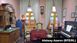 Реконструкция интерьера жилища состоятельного верненского чиновника. Алматы. 18 мая 2017 года.