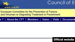 Moldova - Council of Europe, Commitee for torture prevention